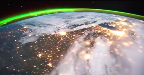 When Life Starts Feeling Overwhelming, Take A Look At This Amazing Video Of Earth Shot From Space.